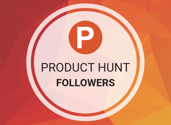 Product Hunt Followers