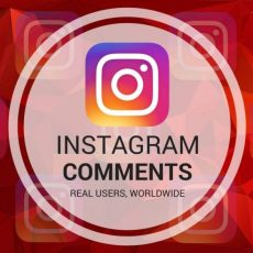 Instagram Comments - 80 Instagram Comments