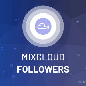 Buy Mixcloud Followers