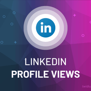 Buy LinkedIn Profile Views