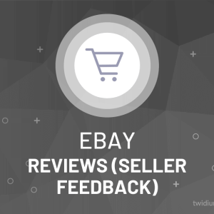 Buy eBay Reviews (Seller Feedback)