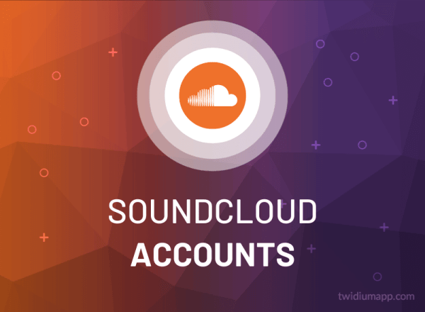 Buy SoundCloud Accounts (Email Verified)