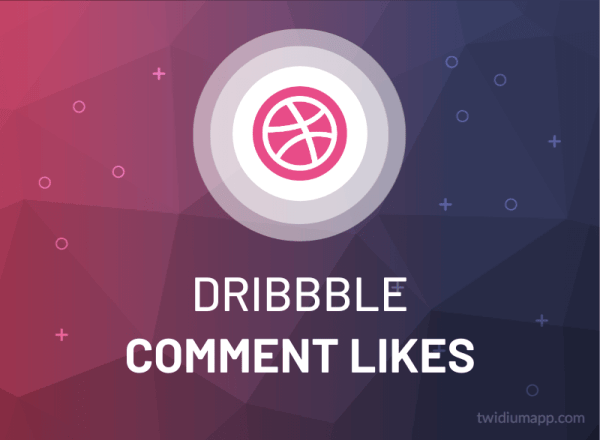 Buy Dribbble Comment Likes