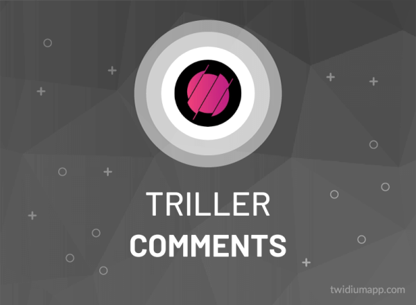 Buy Triller Comments (Custom)