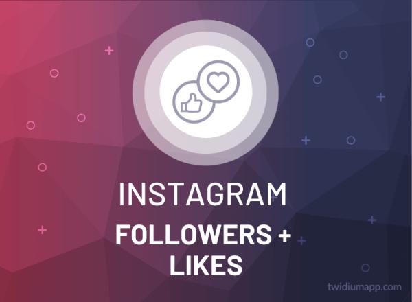 Buy Instagram Followers + Likes