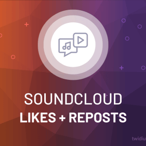 Buy SoundCloud Likes + Reposts