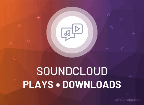 Buy SoundCloud Plays + Downloads