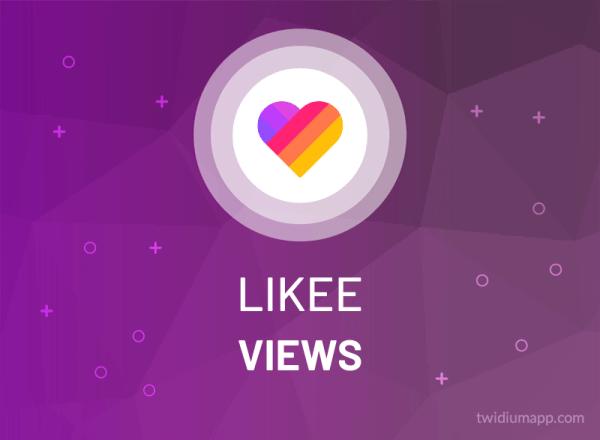 Buy Likee Views
