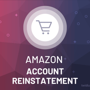 Buy Amazon Account Reinstatement