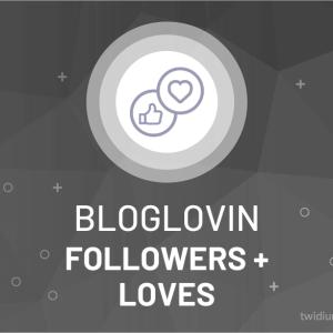 Buy Bloglovin Followers & Likes