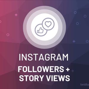 Buy Instagram Followers & Story Views