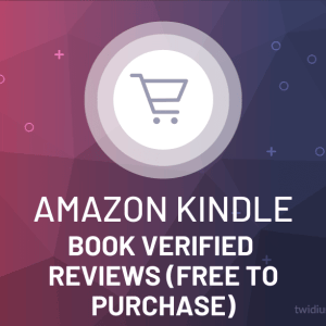 Buy Amazon Kindle Ebook Verified Reviews (Free to Purchase)