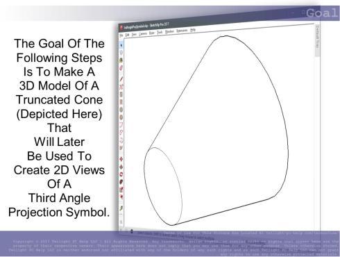 Goal_Of_Tutorial_Model3rdAngleProjSymbol_With_SketchUp2017