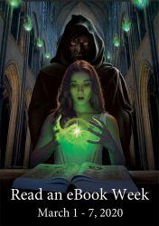 Schooled in Magic; Read an eBook Week 2020