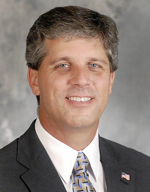 Rep. Steve Drazkowski, R-Mazeppa (Courtesy of Minnesota House of Representatives)