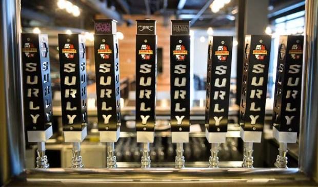 Surly Brewing Co. (Pioneer Press file: Ben Garvin)