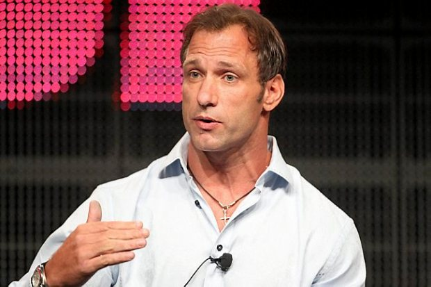 Chris Spielman, a longtime college broadcaster on ESPN, is entering his first season as an analyst with Fox. (Frederick M. Brown/Getty Images)