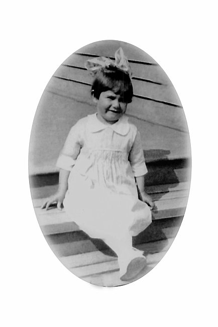 Sophia Kaminsky pictured at age 4 in Springfield, Minn. (Courtesy of Renee Wendinger)