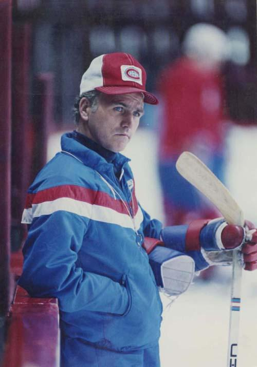 Jacques Lemaire coached the Montréal Canadiens from 1983-85, compiling a48-37-12 record in parts of two seasons.