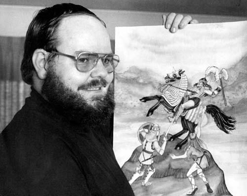 Dungeons & Dragons co-creator Dave Arneson dies at 61 – Twin Cities