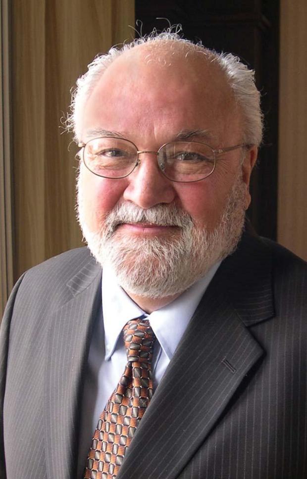 Former St. Paul Mayor George Latimer