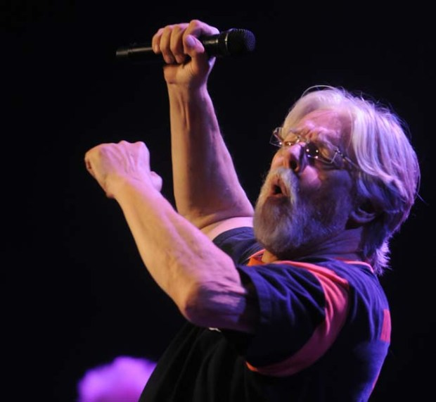 Bob Seger and The Silver Bullet Band performed before a sold-out crowd at the Xcel Energy Center in St. Paul, Mn. on Thursday, May 12, 2011. (Pioneer Press: Scott Takushi)