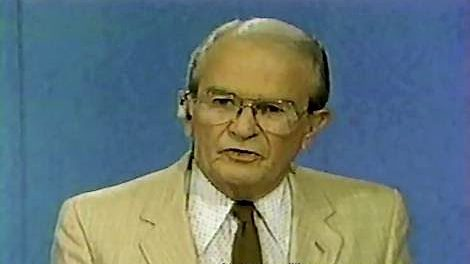 Dave Moore, WCCO-TV, 1985 (Photo courtesy of TCMediaNow.com)