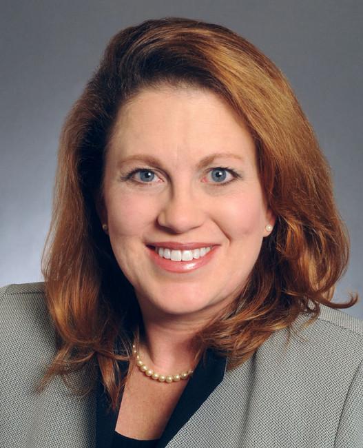 Sen. Michelle Benson, R-Ham Lake