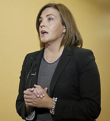 MNsure executive Allison O'Toole