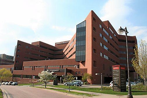 University of Minnesota Medical Center-Fairview.