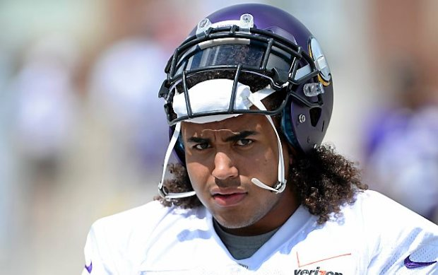 Vikings linebacker Eric Kendricks. (Pioneer Press: John Autey)