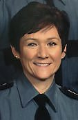St. Paul police Cmdr. Colleen Luna is considering applying for St. Paul police chief. (Courtesy photo)
