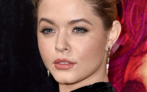 """Actress Sasha Pieterse of """"Pretty Little Liars"""" is 20. (Getty Images: Kevin Winter)"""