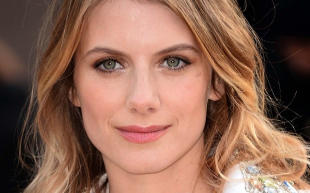 """French actress Melanie Laurent of """"Inglourious Basterds"""" is 33. (Getty Images: Ian Gavan)"""