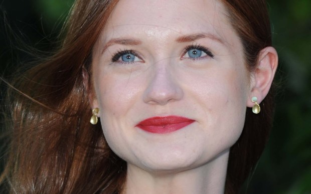 """Actress Bonnie Wright of the """"Harry Potter"""" movies is 25. (Getty Images: Stuart C. Wilson)"""