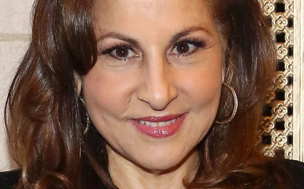 """Actress Kathy Najimy — """"The Big C,"""" """"Sister Act"""" — is 59. (Getty Images: Astrid Stawiarz)"""