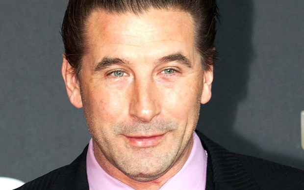 Actor William Baldwin is 53. (Getty Images: Joey Foley)