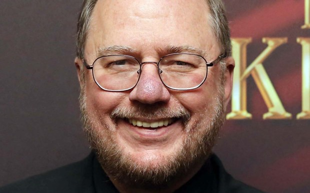 """Singer-producer Rupert Holmes is 69. His 1979 hit Click here to see him perform his 1979 hit """"Escape (The Pina Colada Song),"""" which has had a resurgence on the movie soundtrack of """"Guardians of the Galaxy."""" (Getty Images: Neilson Barnard)"""