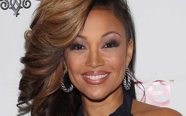 Singer Chante Moore is 49. (Getty Images: Rob Kim)