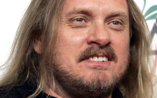 Singer Johnny Van Zant of Lynyrd Skynyrd is 57. (Associated Press: Stuart Ramson)