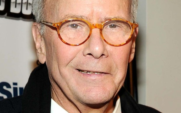 Ululations for newsman Tom Brokaw's 76th birthday. (Getty Images: Ben Gabbe)