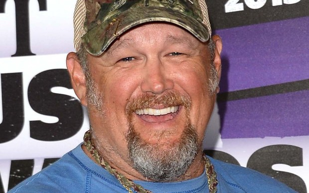 """Comedian and actor Larry The Cable Guy, aka Larry Whitney, is 53. He voiced Mater in Pixar's """"Cars"""" movies. (Getty Images: Jason Merritt)"""