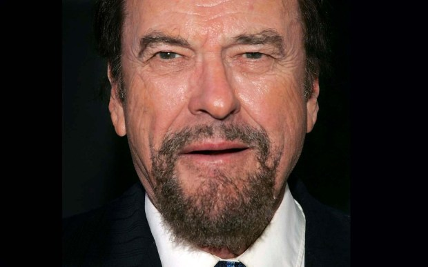 """Actor Rip Torn -- """"Cross Creek,"""" """"The Larry Sanders Show"""" -- is 85. (Getty Images: Mark Mainz)"""