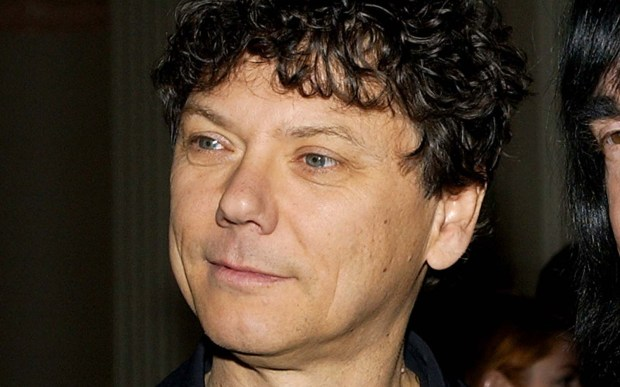 Keyboardist Jerry Harrison, shown in 2002, of the Talking Heads and the Modern Lovers is 67. (Associated Press: Kathy Willens)