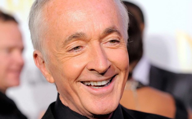 """Behold, the actor behind C3P0 in the """"Star Wars"""" films. England's Anthony Daniels is 70. (Getty Images: Jemal Countess)"""