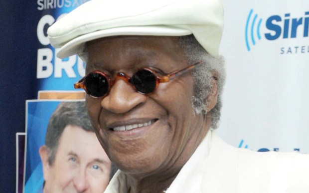Singer Bobby Lewis is 83. (Getty Images: Bryan Bedder)