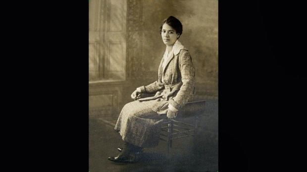 Lena Smith, Minnesota's first African American female attorney Also a real estate agent, her interest in housing led to a landmark court case for a black family buying a home in a south Minneapolis neighborhood. Photo courtesy of Minnesota Historical Society.