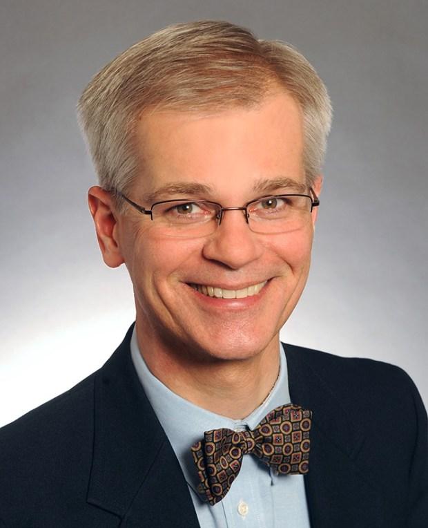 Undated courtesy photo from the 2015-15 legislative session of Senator John Marty, DFL-Roseville. Photo courtesy of the Minnesota Senate.