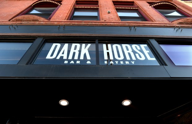 The Dark Horse Bar and Eatery in St. Paul on Friday, February 12, 2016. (Pioneer Press: Jean Pieri)