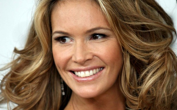 Aussie supermodel Elle Macpherson is 53.